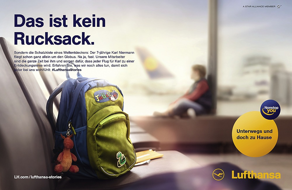 lufthansa / production / part II