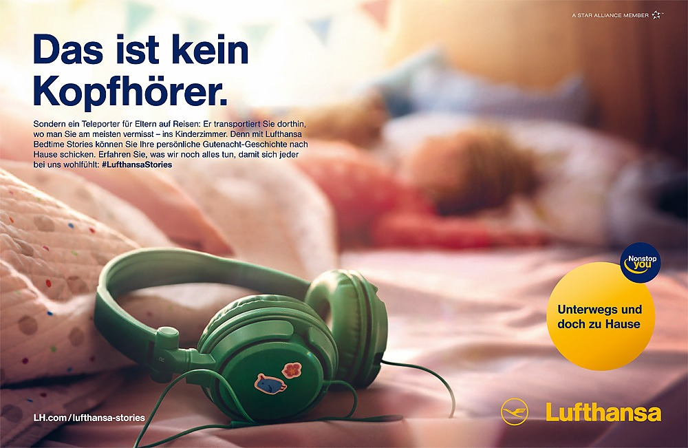 lufthansa / production / part I