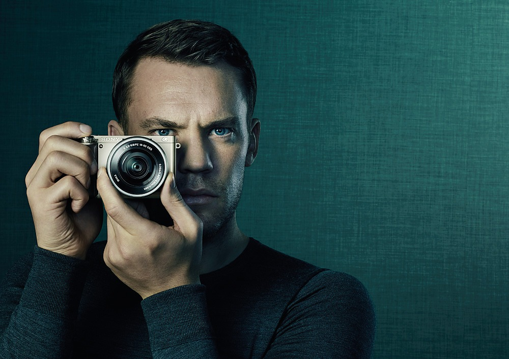 Sony campaign / Manuel Neuer