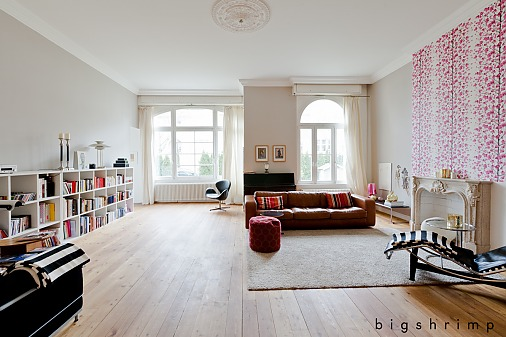 Huge but charming ground floor of a Villa in Berlin