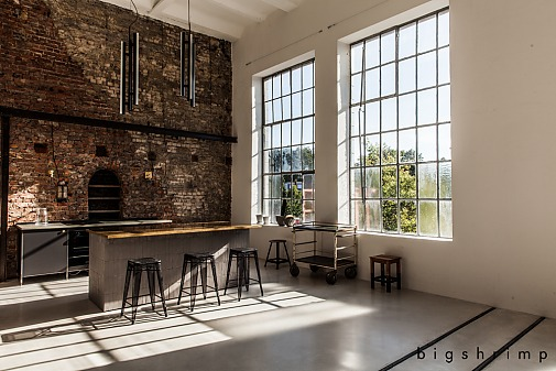 new york loft in Hamburg / L1767