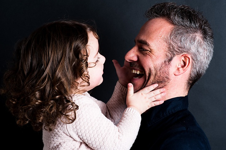 Marco & Mayla / father & daughter